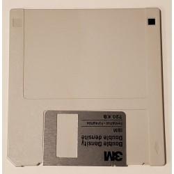 """(PC) 3M 3.5"""" 720k DS DD..."""
