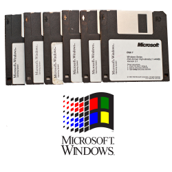Windows 3.11 (Retail...