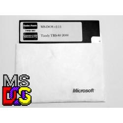 Tandy 2000 MS-DOS v2.11...