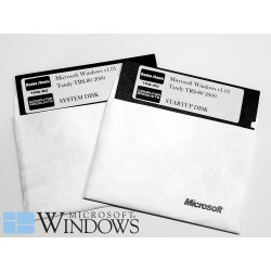 Windows 1.01 for Tandy 2000