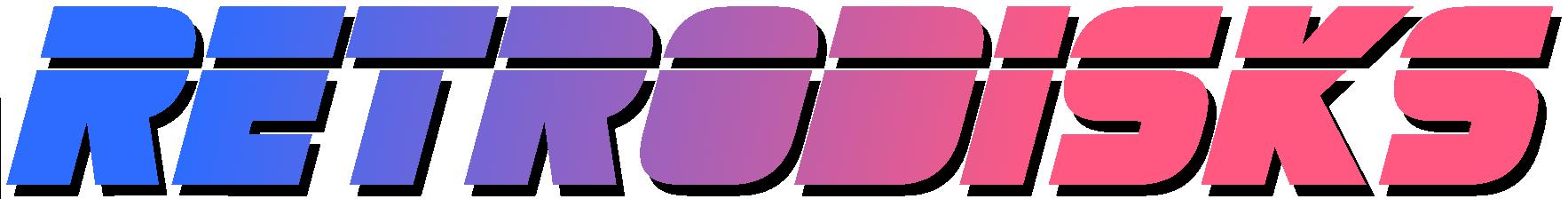RetroDisks Logo